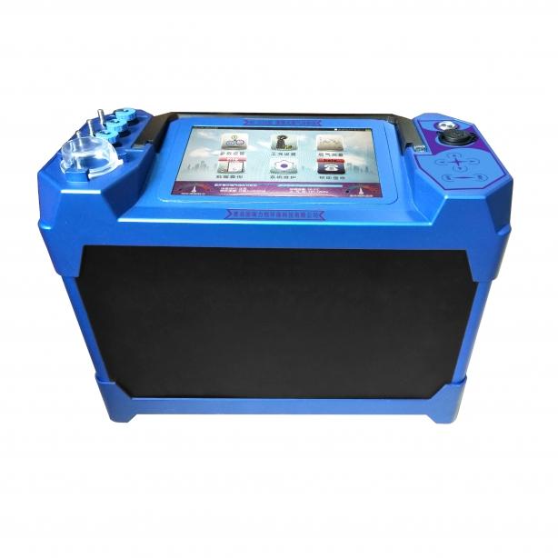 紫外差分光谱法烟气分析仪
