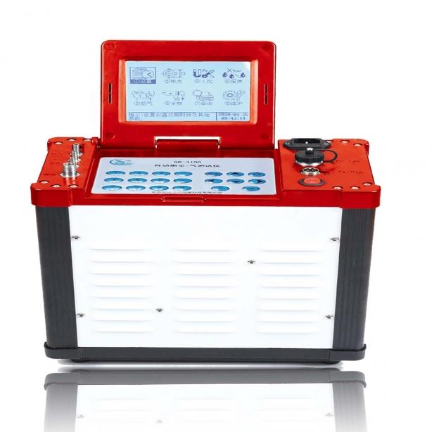 GR3100型自动烟尘/气测试仪
