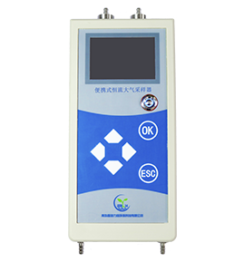 GR-1220C型便携式恒流大气采样器